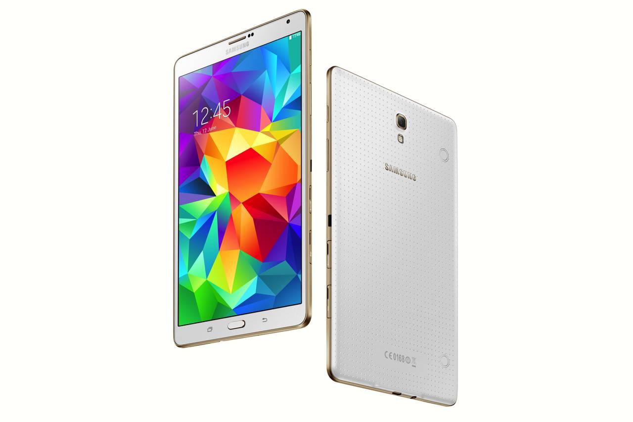 """Samsung Galaxy TAB S LTE 10""""  w cenie w 1699 zł"""