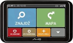 Nawigacja MIO 9600 – 44 kraje,  dożywotnie mapy !!! Cena 369 zł