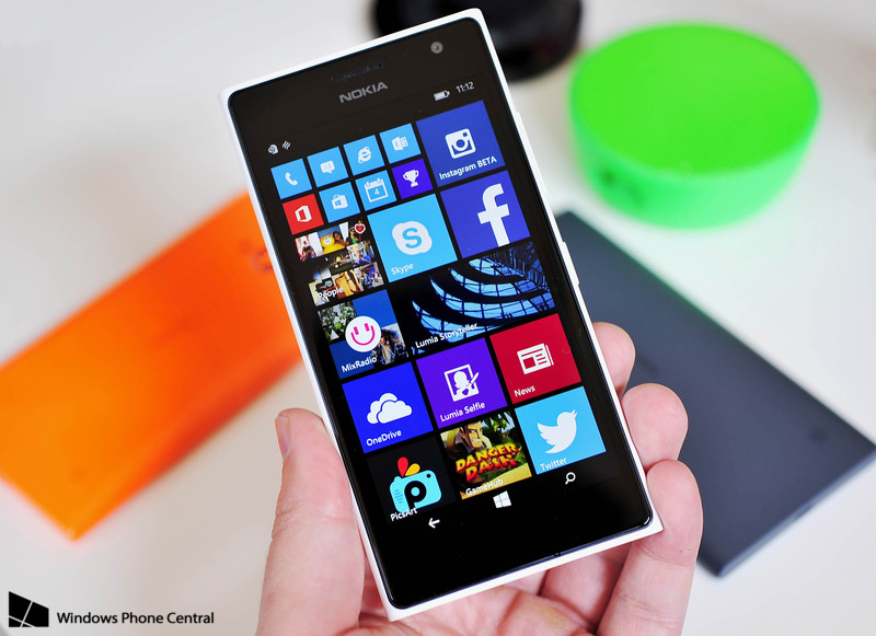 Nokia LUMIA 735 WHITE w cenie 549 zł