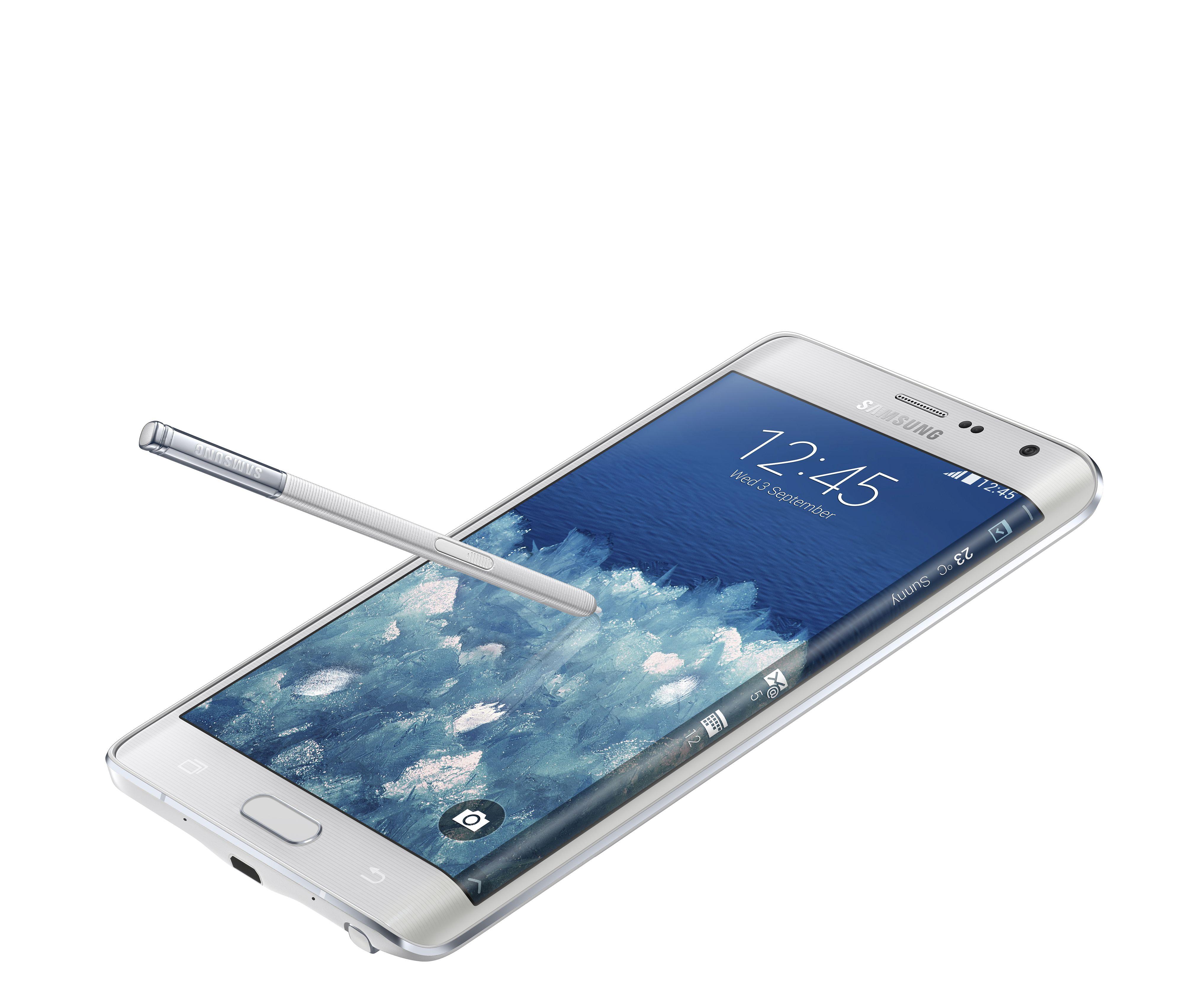 Samsung NOTE EDGE WHITE w cenie 2799 zł