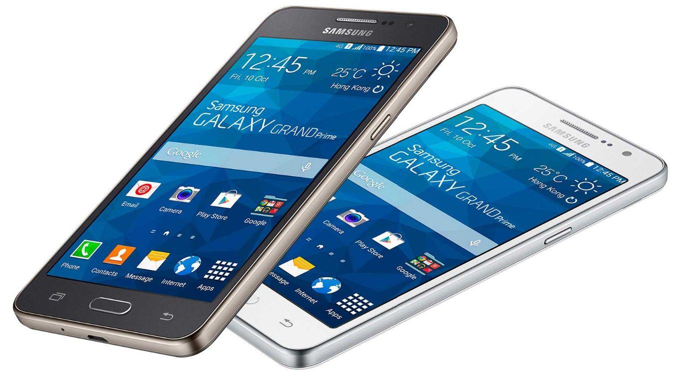 Samsung Galaxy GRAND PRIME w cenie 639 zł