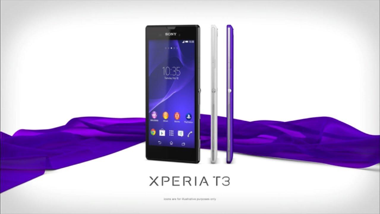 Ultra SLIM Sony Xperia T3 w  super cenie 739 zł