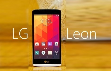 LG LEON 4G LTE w cenie 519 zł