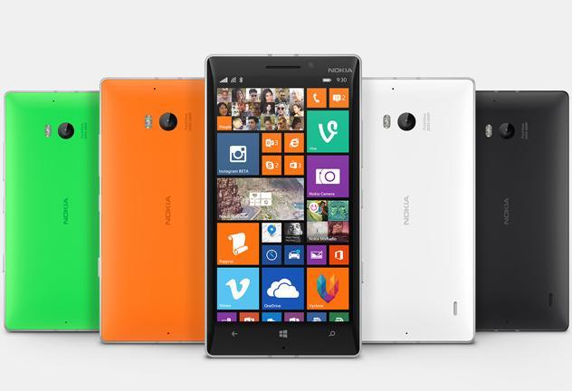 Nokia LUMIA 930 w cenie 1290 zł