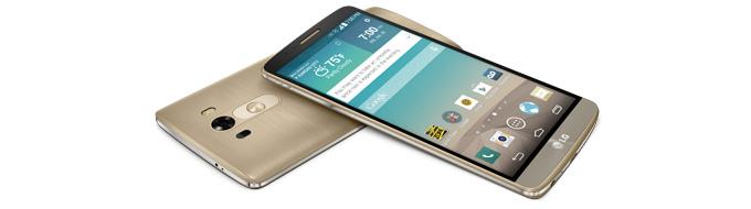 Promocja ! LG G3s GOLD w cenie 669 zł