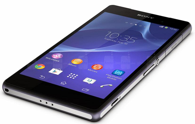 Sony Xperia Z3 BLACK w cenie 1729 zł