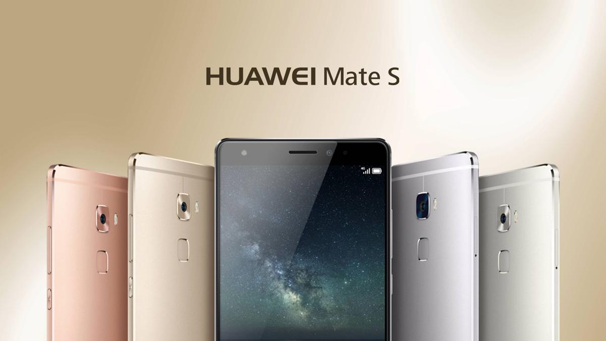 NOWOŚĆ ! HUAWEI MATE S GOLD 64 GB w cenie 2499 zł