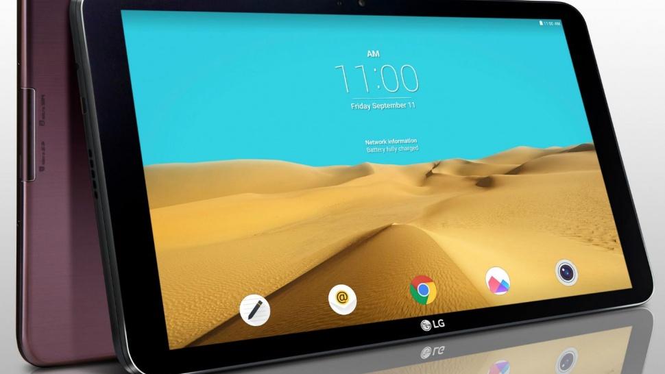 LG GPAD 10 cali  4G LTE + oryg.klawiatura LG w cenie 1450 zł