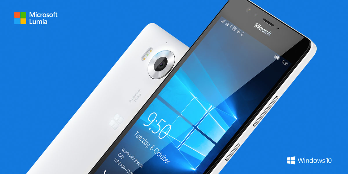 Nokia Lumia 950 z Windows 10 w super cenie 1899 zł