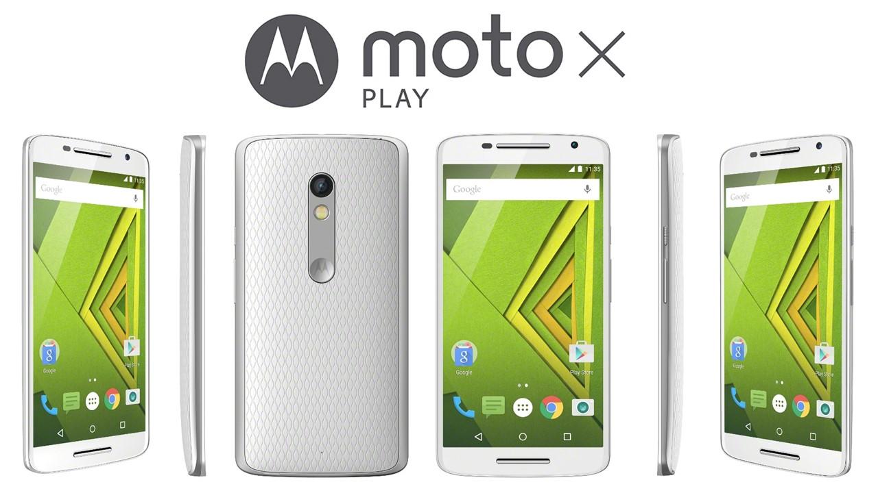 Nowośc 2016! Motorola X PLAY WHITE W CENIE 1199 zł