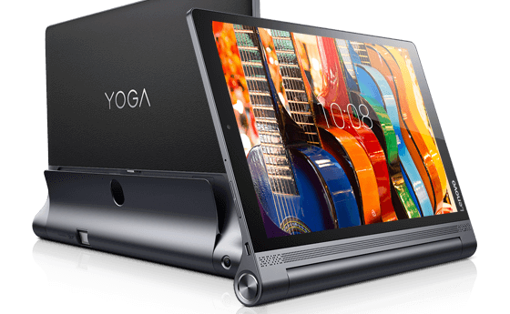 Nowość! Lenovo YOGA TAB 3 10 cali LTE w cenie 769 zł