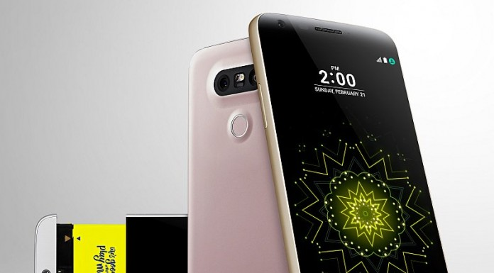 Promocja!!! LG G5 ROSE GOLD w cenie 2399 zł