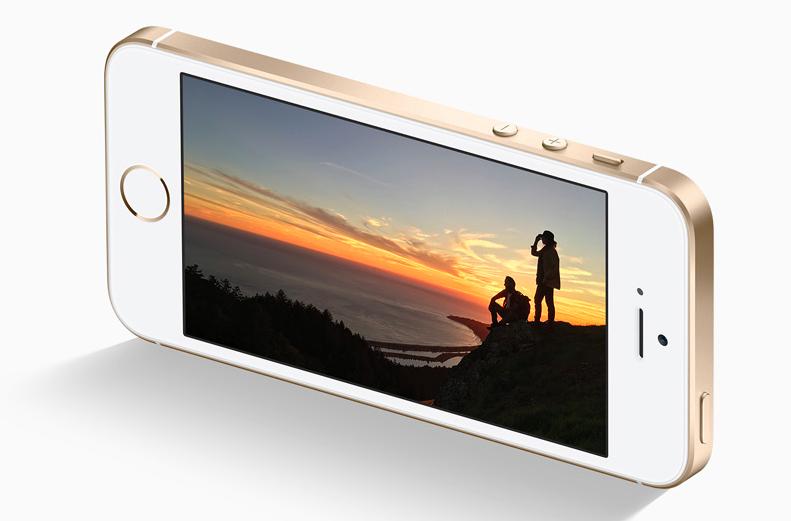 NOWOŚĆ!  iPhone SE 64GB GOLD/SILVER w cenie 2349 zł