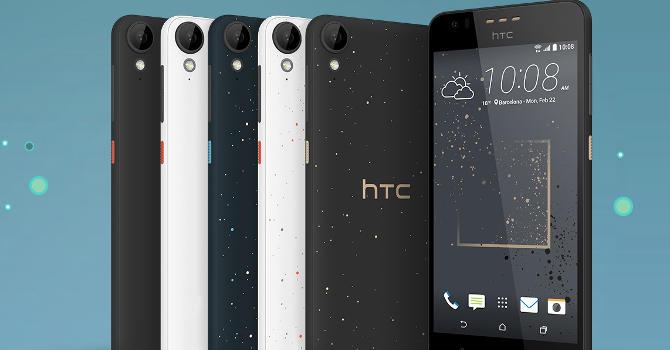 Nowość! HTC 530 w 2 kolorach w cenie 549 zł