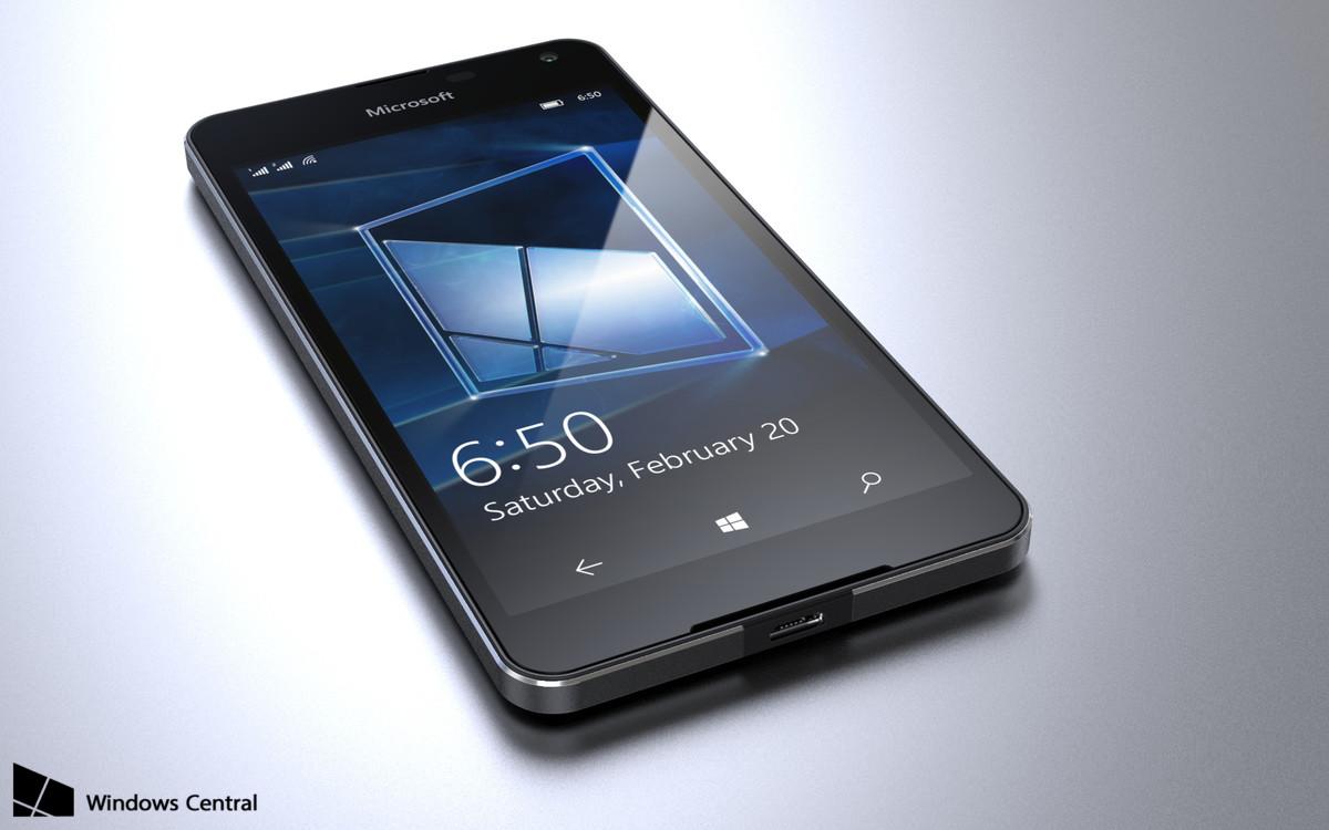 Nowość ! Microsoft LUMIA 650 DUAL SIM BLACK w cenie 649 zł