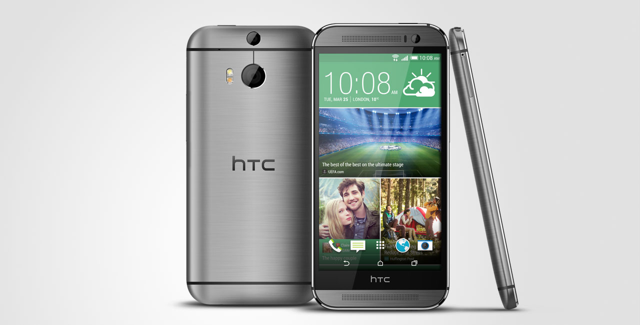 HTC M9 GUN METAL w super cenie 1099 zł