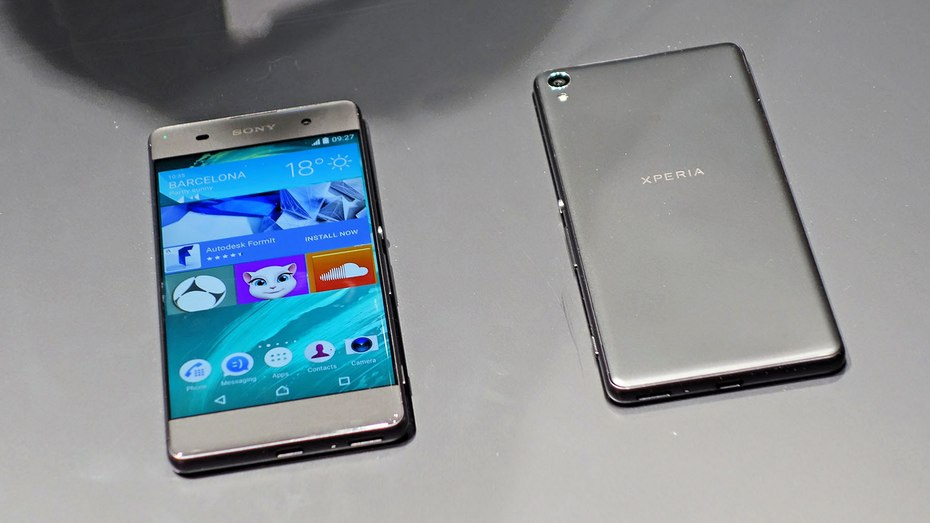 Nowość !!! Sony Xperia X z aparatem 23 mln Mpix w super cenie 1840 zł