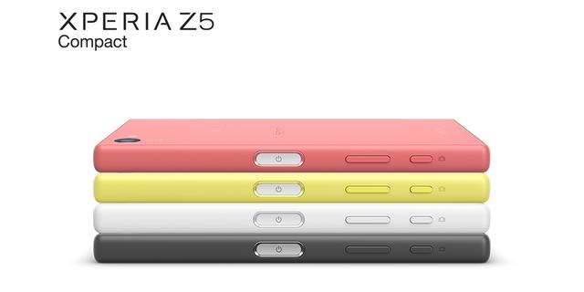 Sony Z5 COMPACT 007 SPECTRE w cenie 1519 zł