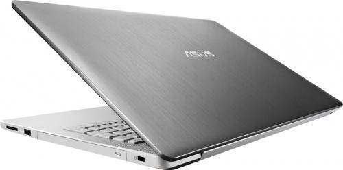 """Asus N551j z podświetlaną klawiaturą, IPS 15,6 """" FULL HD, Core i5 , 8GB, 128 SSD+1TB, audio Bang&Olufsen"""