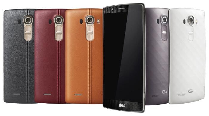 MEGA PROMOCJA! LG G4 DUAL SIM BLACK LEATHER w super cenie 1099 zł