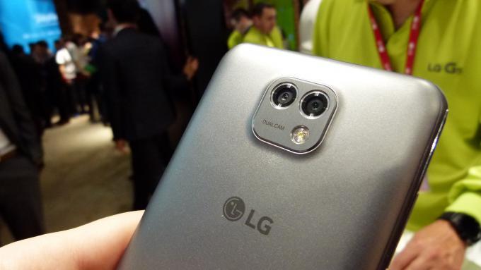 Nowość ! LG X-CAM, profesjonalne zdjęcia, dwa aparaty, kąt widzenia 120°