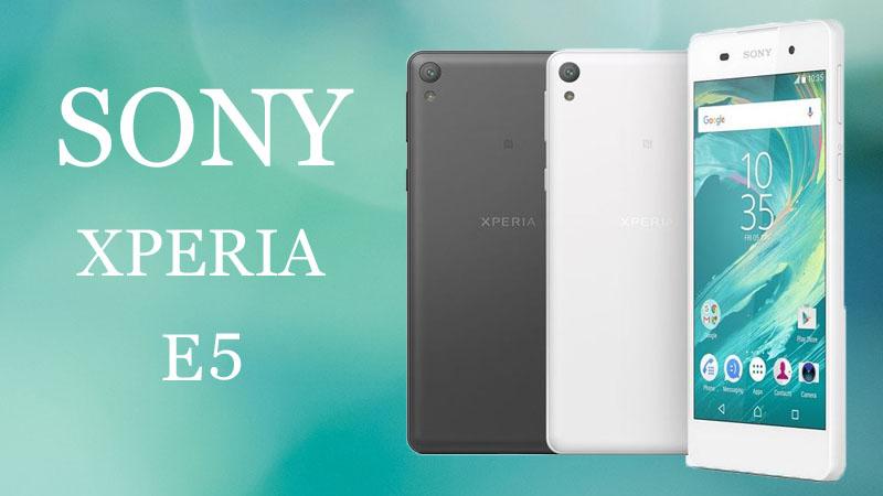 Nowość! Sony Xperia E5 w super cenie 759 zł