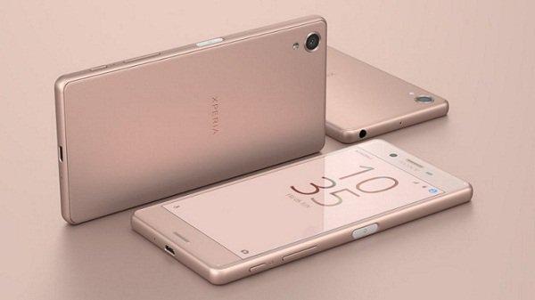 NOWOŚĆ! Sony Xperia  XA ROSE GOLD w super cenie 979 zł