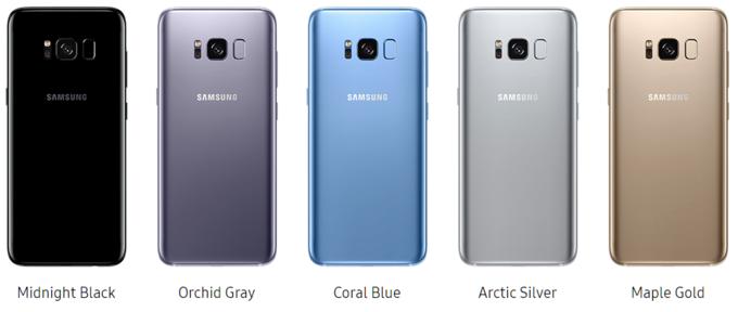 Nowość! Samsung Galaxy S8 64GB w 2 kolorach dostępny od ręki ! Zapraszamy !