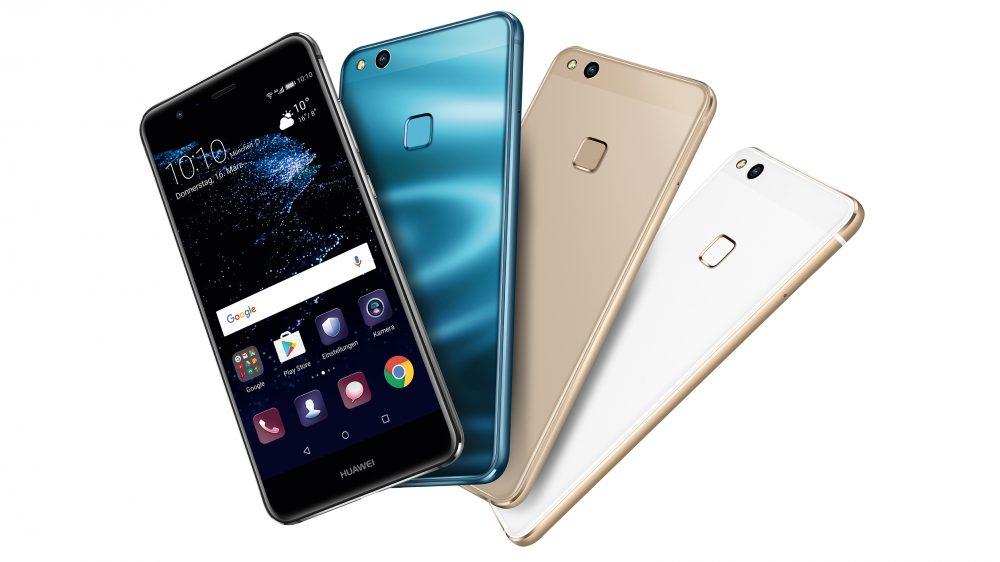Nowość! Huawei P10 LITE w zestawie z kartą 64GB SANDISK ULTRA !