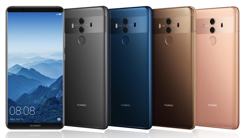 Nowość! Huawei MATE 10 PRO z pamięcią 6GB/128GB