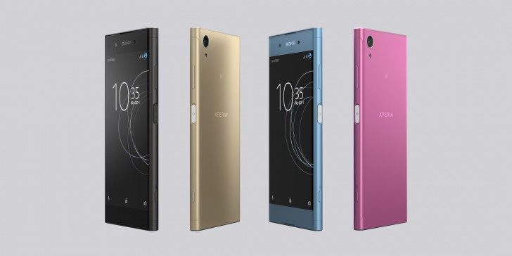 Nowość! Sony Xperia XA1 PLUS – dostępny kolor BLUE/ GOLD