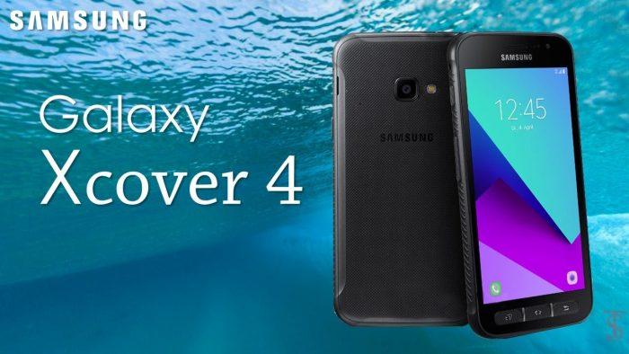 Nowość! Samsung XCOVER 4 – telefon odporny na wszystko :-)