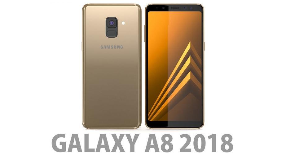 Nowość 2018 ! Samsung A8 2018 GOLD z kartą pamięci 64GB GRATIS !