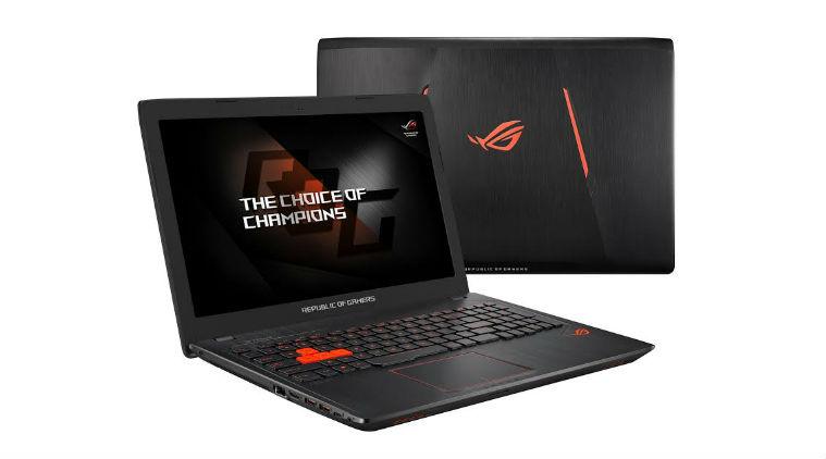 Szukasz laptopa do gier? ASUS ROG STRIX GL503V,  Core i7, 8GB, 1TB,  GTX 1050