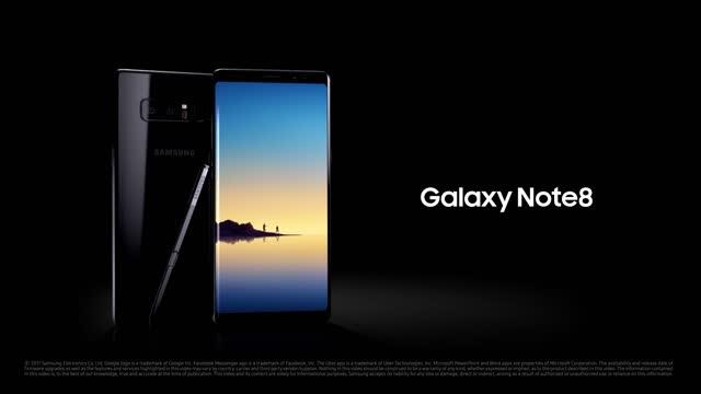 Samsung GALAXY NOTE 8 w kolorze BLACK / GOLD w super cenie 2999 zł