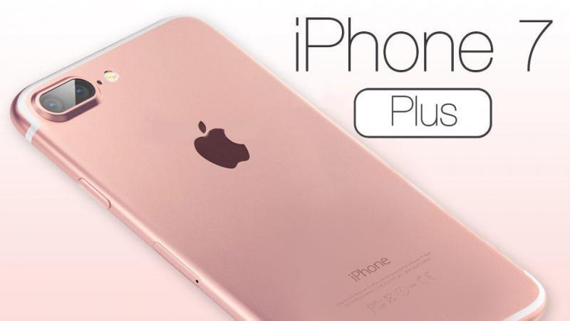 Iphone 7 PLUS 64 GB w kolorze Rose Gold  – ostatnie 7 sztuk w super cenie !