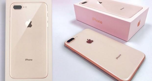 iPhone 8 i 8 PLUS w kolorze GOLD dostępne od ręki !