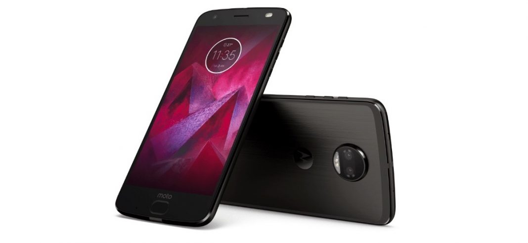 Nowość! Motorola Z2 z pamięcią 64GB w kolorze BLACK