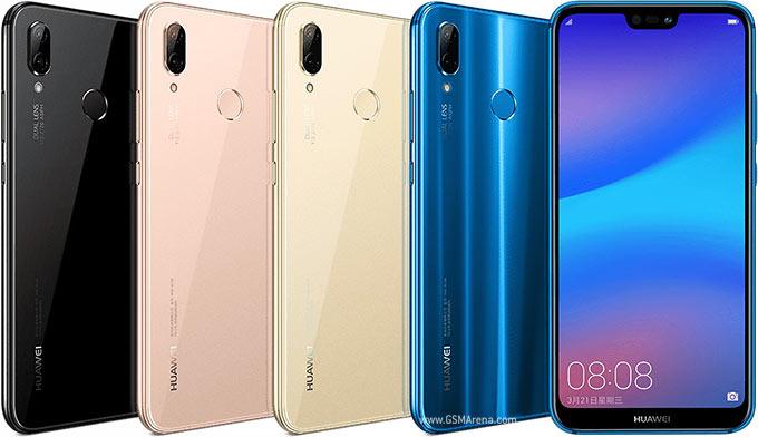 Nowość! Huawei P20 lite w kolorze BLUE/ GOLD