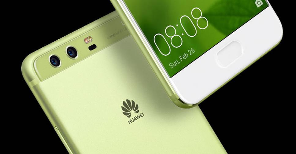 Nowość! Huawei P10 w kolorze GREENERY !