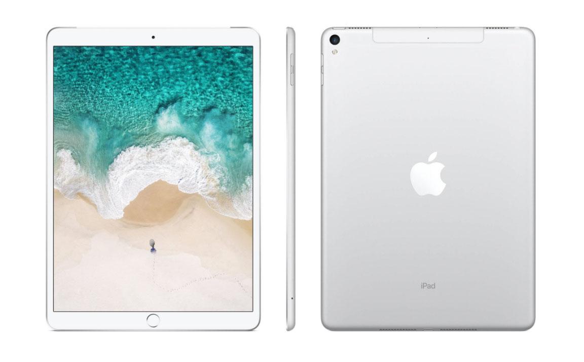 Nowość! iPad PRO 10,5 64GB SILVER