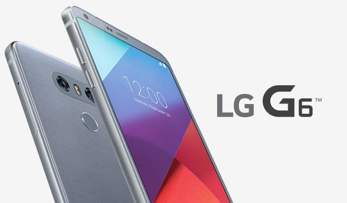 LG G6 H870 TITAN z kartą pamięci 64GB