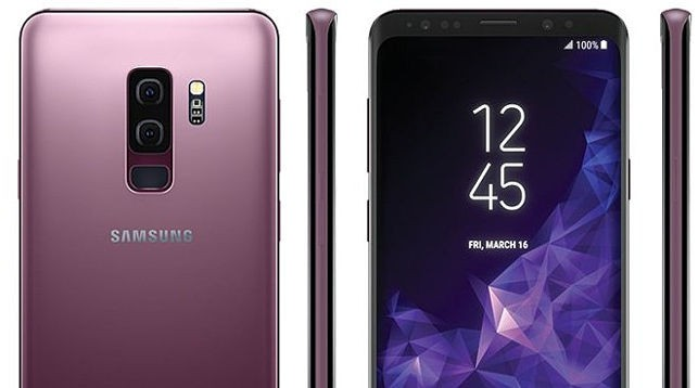 Nowość! Samsung Galaxy S9  Lilac PURPLE