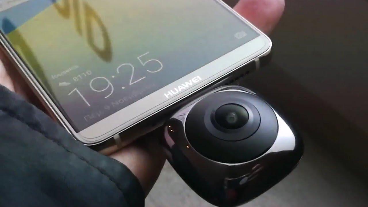 Nowość! Huawei P20 w zestawie z  Huawei VR Camera 360