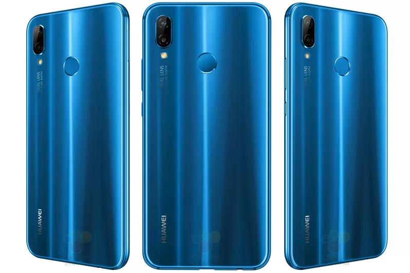 Nowość! Huawei P20 LITE w kolorze KLEIN BLUE !